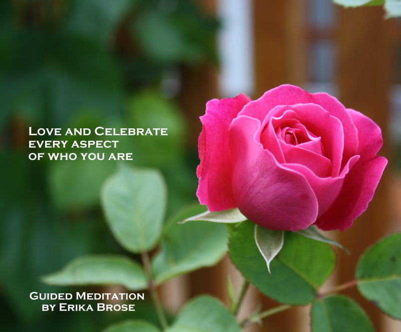 how to love yourself unconditionally guided meditation